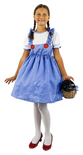 I love Fancy Dress ilfd7012X L Kansas Mädchen Kostüm (Kinder Kostüme Mädchen Kansas)