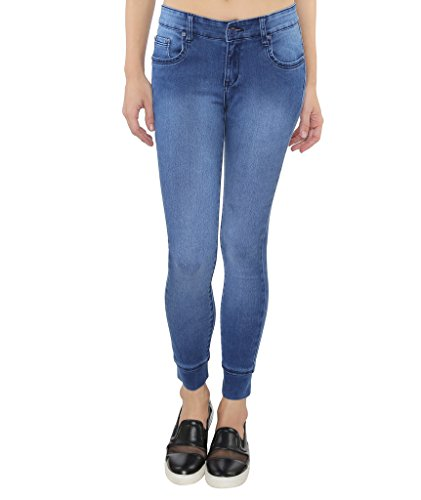 Clench Women's Full Length Denim Jeans  available at amazon for Rs.1299
