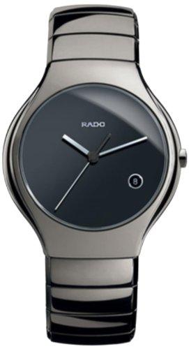 Rado Herren-Armbanduhr XL Analog Quarz Keramik 115.0654.3.015
