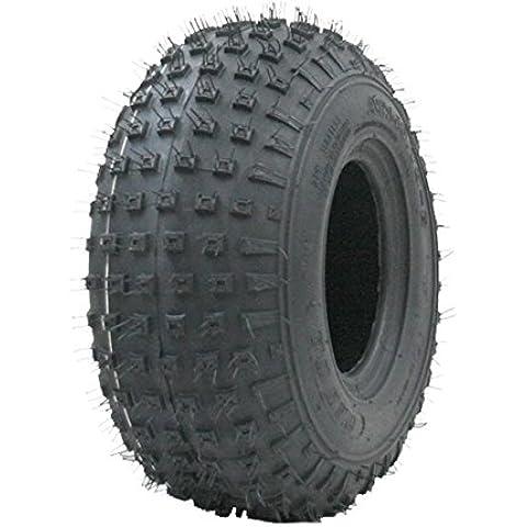 Uno - 145 / 70-6 neumático ATV neumático Quad ruedas de remolque 50cc 90cc 110cc 75 kgs Wanda