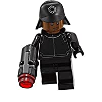 LEGO Star Wars: The Force Awakens - First Order Crew Minifigure with Hat and Blaster by LEGO