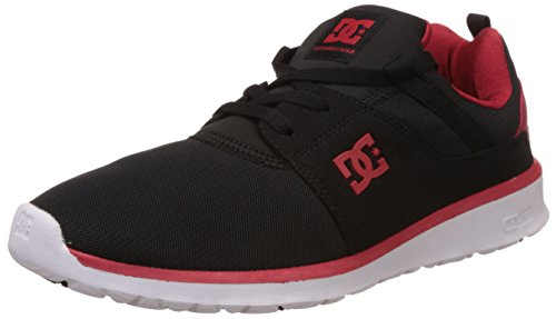 DC Universe Herren Heathrow M Shoe Low-Top Schwarz (BLR)