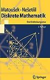 Diskrete Mathematik: Eine Entdeckungsreise (Springer-Lehrbuch) (German Edition) - Jaroslav Nesetril