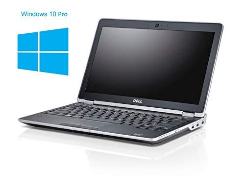 Dell Latitude E6230 Notebook / Laptop | 12.5 Zoll Display | Intel Core i7-3540M @ 3,0 GHz | 4GB DDR3 RAM | 500GB HDD | ohne DVD-Laufwerk | Windows 10 Pro vorinstalliert (Zertifiziert und Generalüberholt)