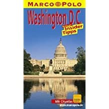 Washington DC und Umgebung : Reisen mit Insider-Tipps,diesen Führer schrieb Sabine Stamer