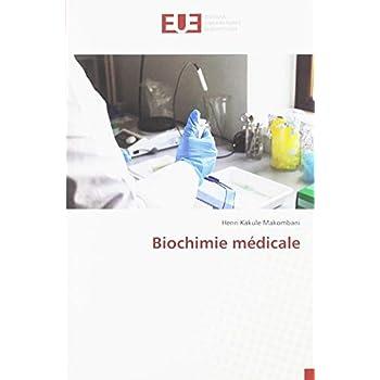 Biochimie médicale