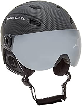 Black Crevice Casco  Carbón S (55-56 cm)