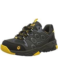 Jack Wolfskin Mtn Attack 2 Texapore Low K, Chaussures de Randonnée Basses Mixte Enfant