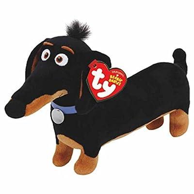 TY Beanie Babies Plush - Secret Life of Pets Movie Soft Toy - Buddy