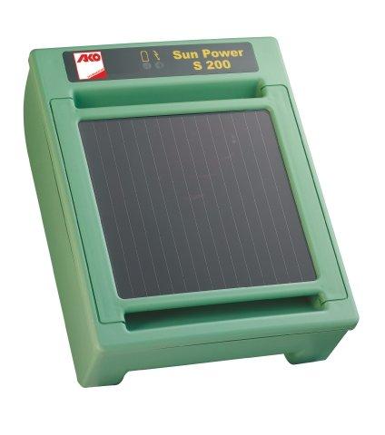 Sun Power) Weidezaungeräte 12 Volt Solartechnik