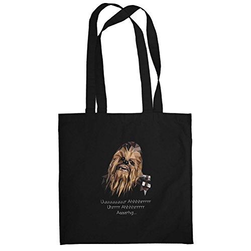 Texlab–Poly Chewie–sacchetto di stoffa Nero