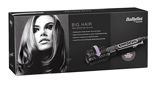 BaByliss Big Hair 50 Mm Rotating Hot Air Styling Brush - 41B927RtQRL - BaByliss Big Hair 50 Mm Rotating Hot Air Styling Brush