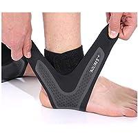 A Smile Home Sports - Tobillera Ligera y Protectora de presión para pies  antiesguinces 6af47b01e138b