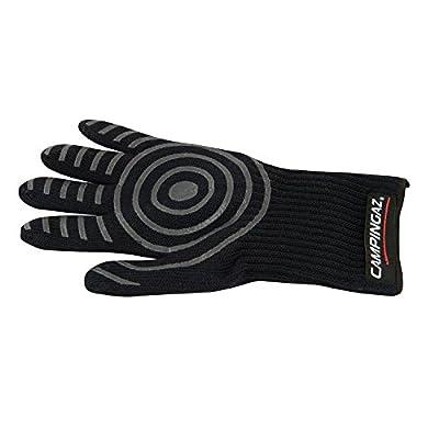 Campingaz 2000014562 Grill und Fingerhandschuh Premium Bis 350 Grad, schwarz (34 x 13 x 3 cm)