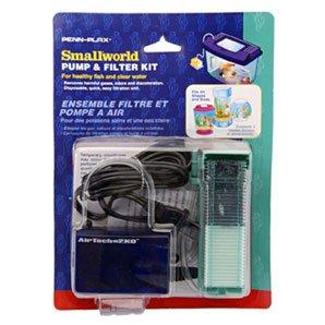 Penn-Plax Smallworld Pump & Filter Kit