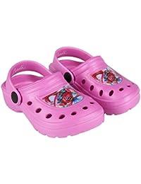 Zapatos morados Trolls infantiles