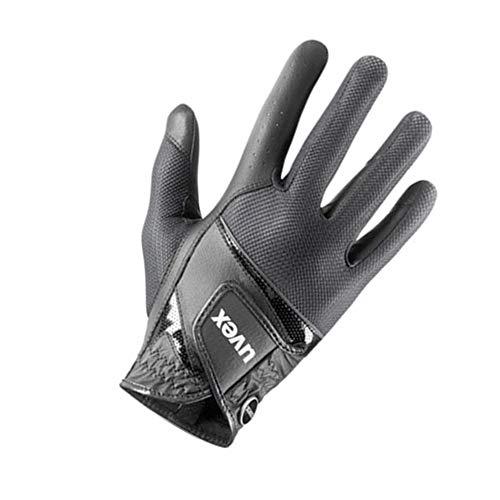 Uvex Sumair Reithandschuh Black, Handschuhgröße:6.5