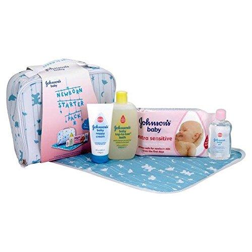 Johnson's Baby Newborn Starter Kit Test