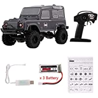 iBaste RC Crawlers RTR 1/24 Scale 4wd Off Road Monster Truck Rock Crawler 4x4 Mini RC Car - Compare prices on radiocontrollers.eu