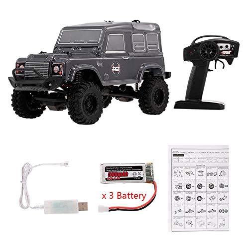 RC Auto, RGT 2.4Ghz Auto Radiocomandata RC CAR 1:24 4WD Alta Velocita Monster Truck Telecomando (Velocità 15 km/h)