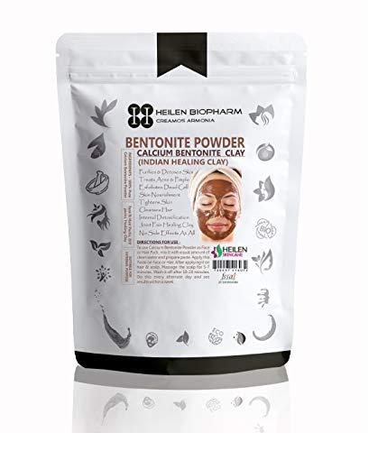 Bentonite Polvo Curación De La India La Arcilla Calsio