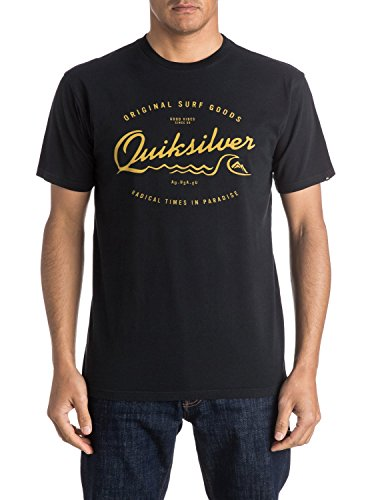quiksilver-herren-screen-tee-classteesswestp-m-t-shirts-schwarz-black-kvj0-medium