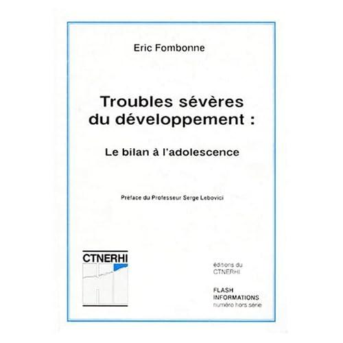 Troubles sévères du développement