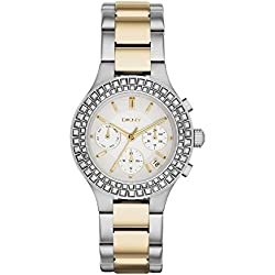 DKNY Watch Chronograph Quartz Stainless Steel Coated NY2260