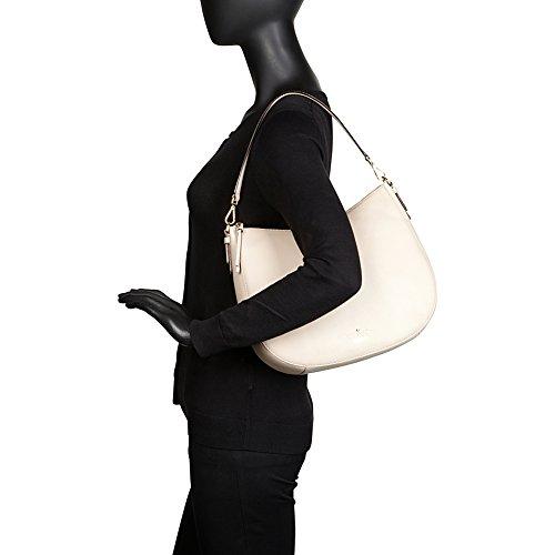 Comprar Espacio Libre Barato Navegar Venta Womens Kate Spade Jackson Street Slouch Shoulder Bag Black VIsAJN9Hg
