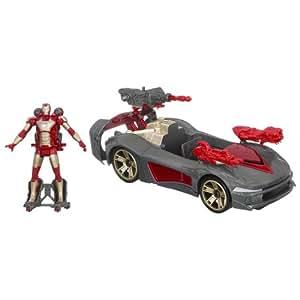 Hasbro – A2009 – Iron Man 3 – Assemblers – Véhicule de Combat (Import Royaume-Uni)