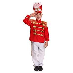 Dress up America niños Fancy Disfraz de Tambor Mayor niños Marching Band Outfit