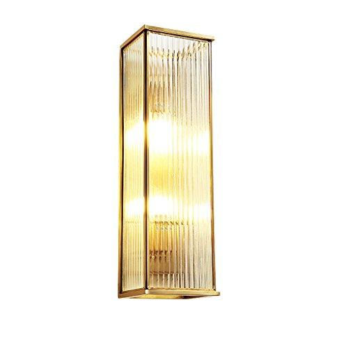 SLH Post Moderne Cristal Mur Lampe Atmosphère Salon Fond Mur Simple Couloir Escalier Mur Lampe Rétro Éclairage