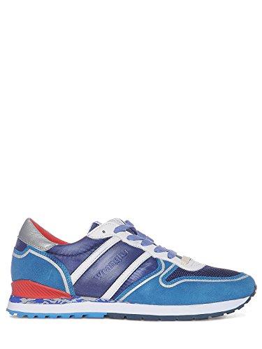 Wrangler footwear, baskets homme Bleu - Bleu