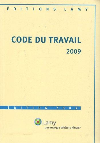 Code du travail par Laurent Moins