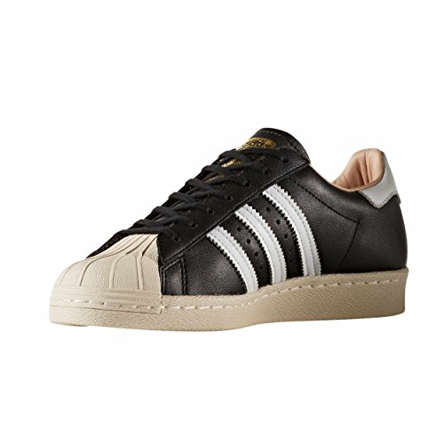 Adidas Superstar 80s W Schuhe Damen BY2958 Sneakers Leather Black