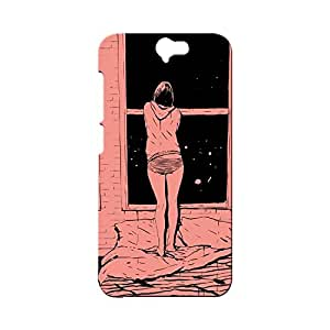 G-STAR Designer Printed Back case cover for HTC One A9 - G5354