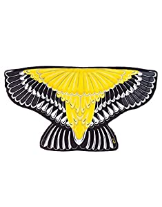 DREAMY DRESS-UPS 64038Eastern Jilguero alas para niña (Talla única)