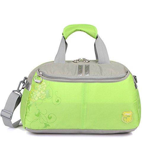 Small travel bag/handtasche der lady/travel package für short trips/fitness tasche-C E