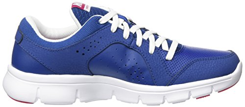 Nike Bambina Flex Experience LTR (PSV) scarpe sportive Blu (Bleu (Insignia Blue/Vivid Pink/White 401))