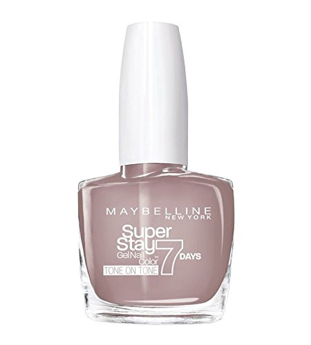 Maybelline New York Super Stay Nail Polish, 877 Beige Touch, 10ml
