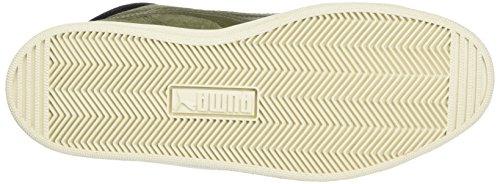 Puma 1948 Mid Corduroy, Baskets Hautes Mixte Adulte Vert (Olive Night-olive Night)