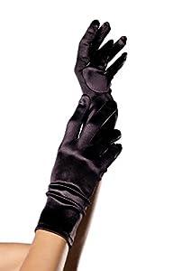 Leg Avenue- Mujer, Color negro, Talla Única (EUR 36-40) (2B22001)