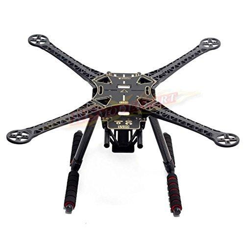 S500 Quadcopter Fuselage Frame Kit PCB Version w/ Carbon gebraucht kaufen  Wird an jeden Ort in Deutschland