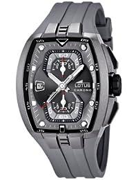 Lotus 15854 2 - Reloj cronógrafo de cuarzo para hombre con correa de caucho 537f73d370c0