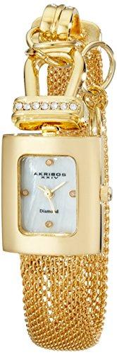Montre bracelet - Femme - Akribos XXIV - AK510YG