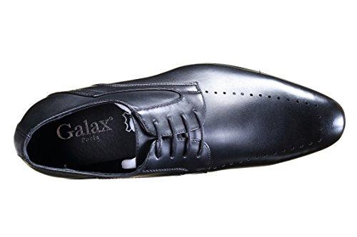 Galax Chaussure Derbie Gh3045 Black Noir