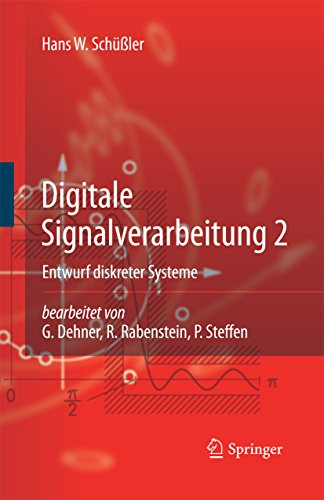 Descargar It Elitetorrent Digitale Signalverarbeitung 2: Entwurf diskreter Systeme Epub Gratis Sin Registro