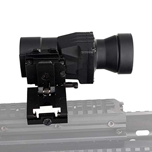 5ea204a406 LSHBAO-Chasse, Tactical 3X Magnifier Scopes Optics Chasse Riflescope Sights  Point de visée Rouge