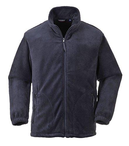 PORTWEST Argyll Heavy Fleece, 1 Stück, M, marine, F400NARM (Blouson 1 Stück)