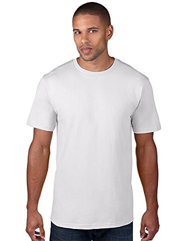 Anvil Herren T-Shirt T-Shirt weiß weiß M